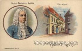 George Friederich Handel