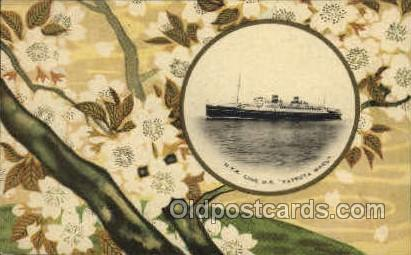 S.S. Tatsuta Maru