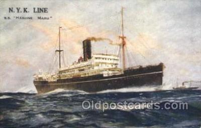 S.S. Hakone Maru