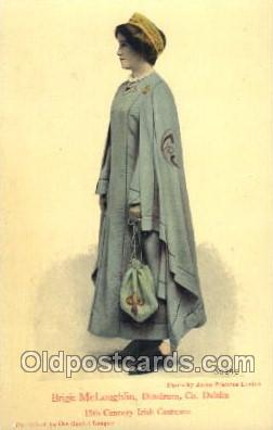 15th Century Irish Costume
