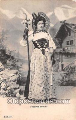 Costume Bernois