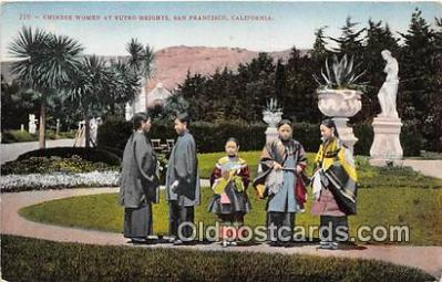 Chinese Women, Sutro Heights