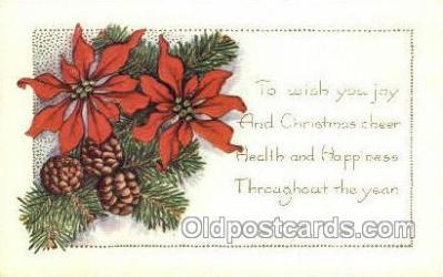 new001544 - New Years Eve Postcard Post Cards Old Vintage Antique