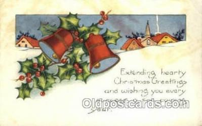 new001575 - New Years Eve Postcard Post Cards Old Vintage Antique