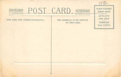 new002047 - New Years Day Postcards Old Vintage Antique Post Cards  back