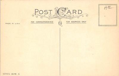 new002081 - New Years Day Postcards Old Vintage Antique Post Cards  back