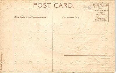 new002157 - New Years Day Postcards Old Vintage Antique Post Cards  back
