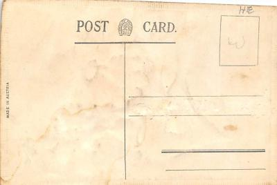 new002421 - New Years Day Postcards Old Vintage Antique Post Cards  back