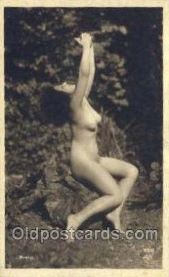nud000041 - Non - Postcard Backing Nude, Nudes Postcard Post Cards