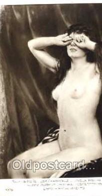 nud001055 - Artist Leempoels Nude Nudes Postcard Postcards
