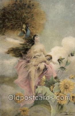 Artist Gaston Gerald
