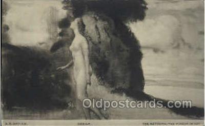 nud001129 - Nude Postcard Postcards