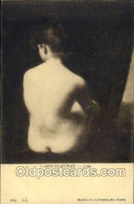nud001144 - Nude Postcard Postcards