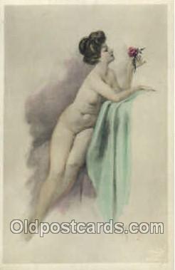 nud001172 - Nude Postcard Postcards