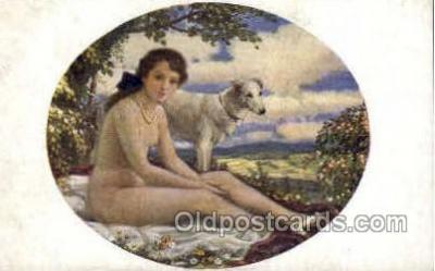 nud001174 - Nude Postcard Postcards