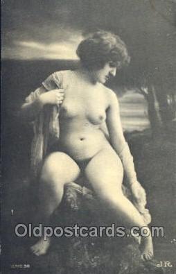 nud007046 - Nude Nudes Postcard Postcards