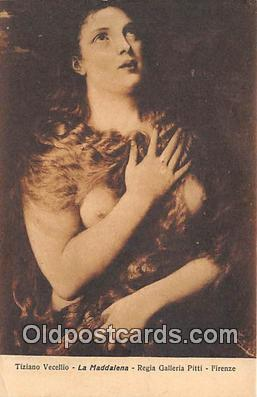 Tiziano Vecellio, La Maddalena