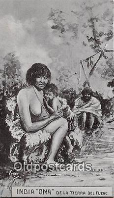Woman, Waunana Tribe