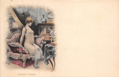 nud008154 - Nude Postcard
