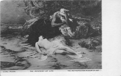 nud008162 - Nude Postcard