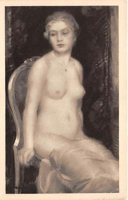nud008175 - Nude Postcard