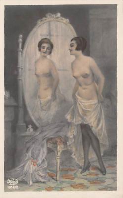 nud008205 - Nude Postcard