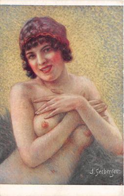 nud008220 - Nude Postcard