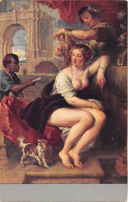 nud008270 - Nude Postcard