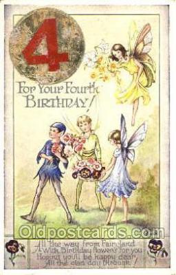 nur001067 - Children Nursery Postcard Postcards
