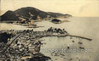 nyk001261 - Tomonotsu, In Inland Sea Nippon Yusen Kaisha Ship, NYK Shipping Postcard Postcards
