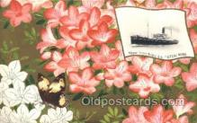 NYK001394 - S.S. Kitano Maru N.Y.K. Nippon Yusen Kaisha Ship Ships