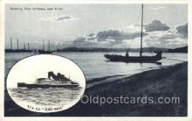 NYK001404 - S.S. Tenyo Maru N.Y.K. Nippon Yusen Kaisha Ship Ships