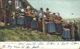 nat001010 - Marken Native Costume Postcard Postcards