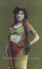 nat001033 - Native Costume Postcard Postcards