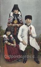 nat001049 - Native Costume Postcard Postcards