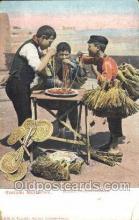 nat001056 - Costumi Napoletani Native Costume Postcard Postcards