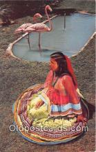 Floridas First, Seminole Indian Girl