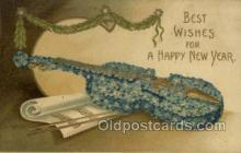 new001050 - Artist Clapsaddle, New Year Post Card Postcards