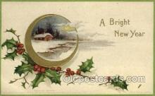 new001059 - Artist Clapsaddle, New Year Post Card Postcards