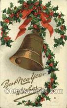 new001086 - Artist Ellen Clapsaddle, New Year Post Card Postcards