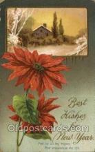 new001088 - New Year Post Cards Postcard
