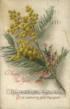 new001089 - New Year Post Cards Postcard