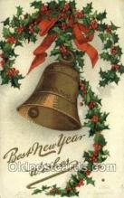new001100 - New Year Post Cards Postcard