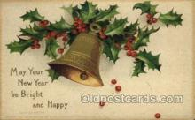 new001132 - Artist Ellen Clapsaddle, New Year Post Card Postcards