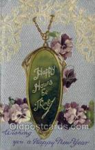 new001137 - New Year Post Cards Postcard