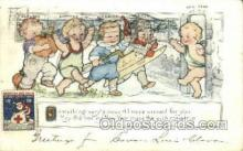 new001155 - New Years Eve Postcard Post Cards Old Vintage Antique