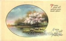 new001178 - New Years Eve Postcard Post Cards Old Vintage Antique