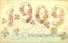 new001226 - New Years Eve Postcard Post Cards Old Vintage Antique
