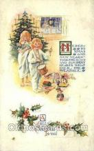 new001476 - New Years Eve Postcard Post Cards Old Vintage Antique
