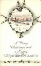 new001483 - New Years Eve Postcard Post Cards Old Vintage Antique
